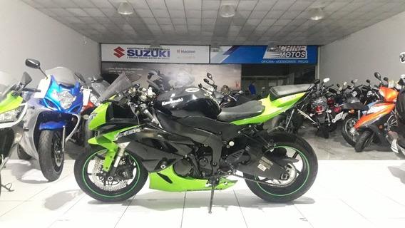 Kawasaki Ninja Zx-6r 2011 - Toda Revisada
