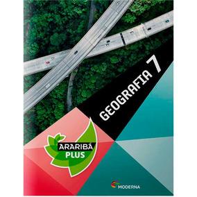 Livro: Projeto Araribá Plus Geografia 7º Ano - 4ª Edição