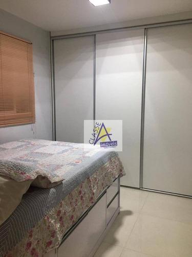 Imagem 1 de 10 de Apartamento Vila Bocaina - Ap0502
