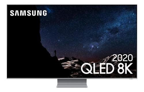 Imagem 1 de 5 de Smart Tv Samsung Qn82q800tagxzd Qled 8k 82  100v/240v