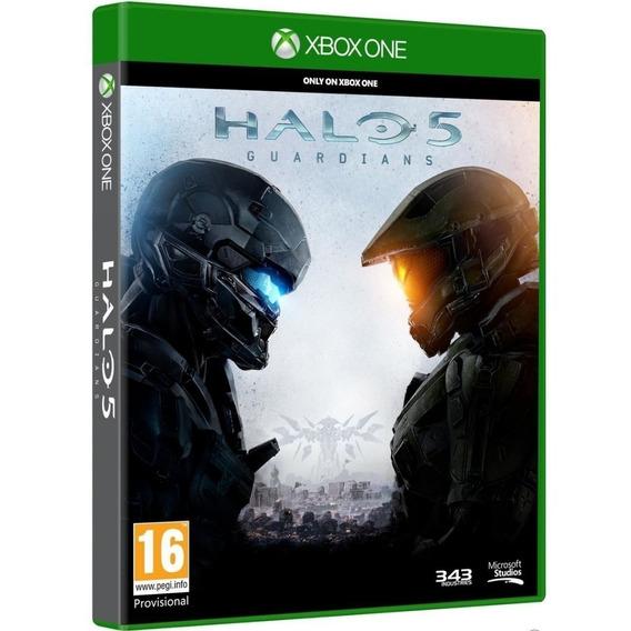 Halo 5: Guardians - Xbox One - Codigo 25 Digitos Original