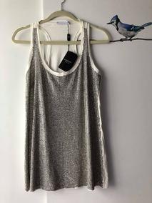 a15eb9d9ee5d Le Lis Blanc, Linda Regata Em Malha Feminina - Camisetas e Blusas ...