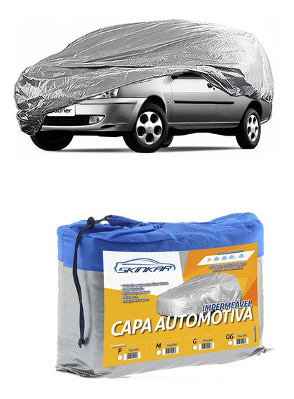 Capa Protetora Universal Forro Ford Courier 100% Impermeavel