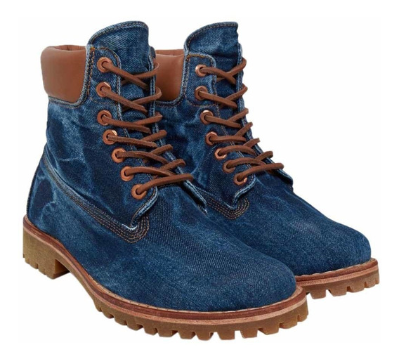 Timberland Heritage 6 In Fabric Face