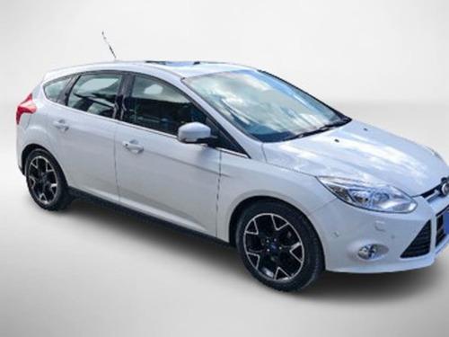 Ford Focus Titanium Plus 2.0 16v Powershift Flex