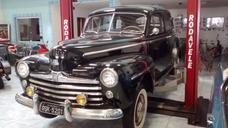 Ford 1948 Impecável Sem Restauro 100% Original.de Cinema!