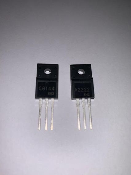 3 Pares Transistor C6144 E A2222 Epson L355 L210 L365 Xp214