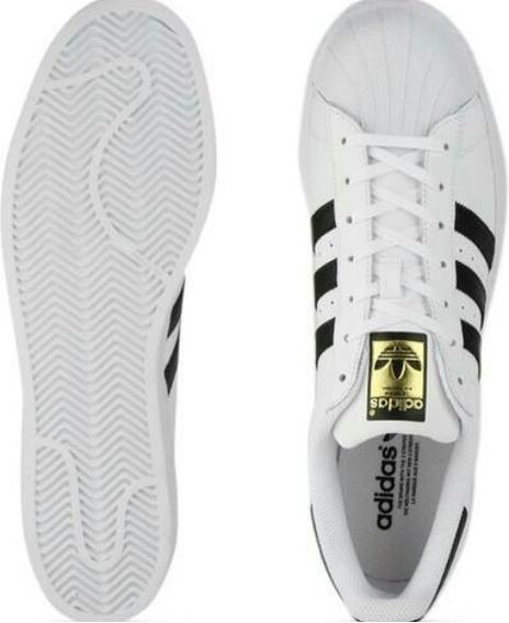 Zapatos adidas Superstar Damas - Caballeros Originales