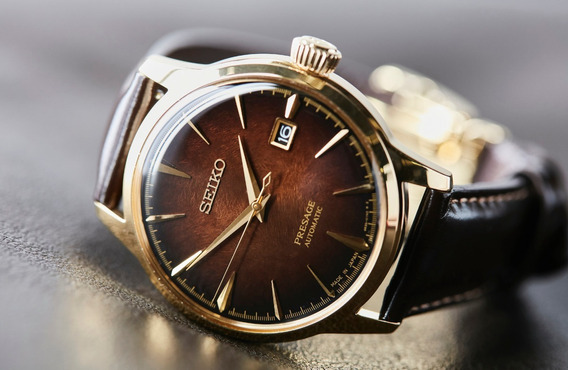 Relógio Seiko Presage Cocktail Time Limited Edition Srpd36