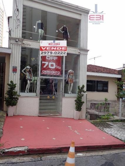 Prédio Comercial À Venda, Santana, São Paulo - Pr0023. - Pr0023