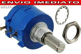 Potenciômetro Multivoltas 5k 3590s