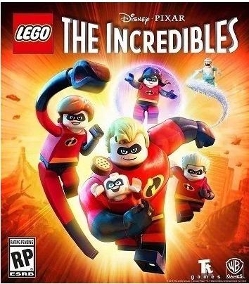 Lego The Incredibles Pc-dvd (mídia Física )