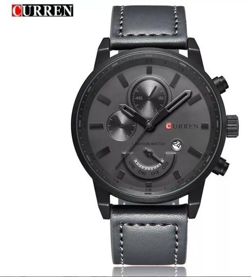 Relógio Masculino Curren 8217 Importado Original