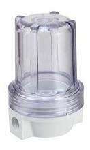 Carcaça Transparente P Filtro De Agua 5 Bbi Pentair Hoken