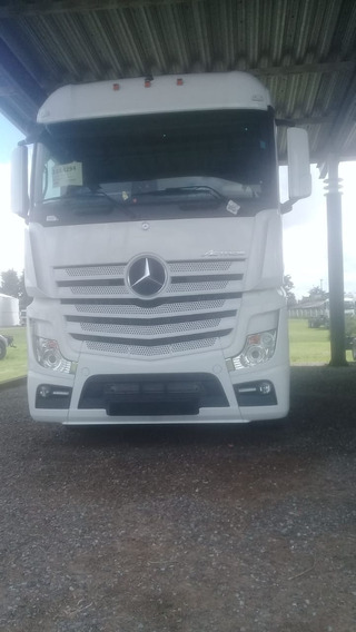 New Actros 2048 Ls/37 4x2 Cd Streamspace 5 Besten Junin