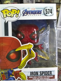 Funko Pop! Iron Spider #574