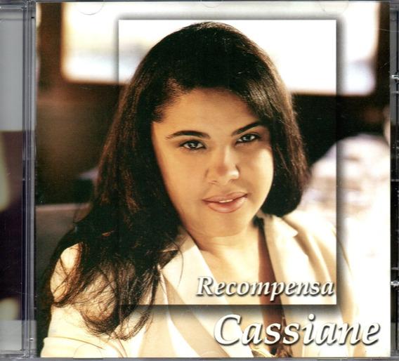 Cd Cassiane - Recompença
