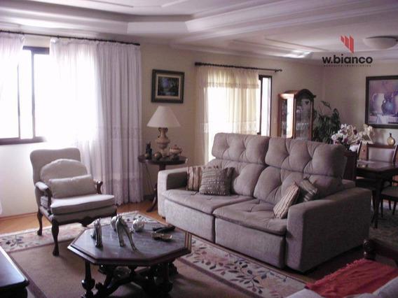 Apartamento À Venda, 152 M² Por R$ 635.000,00 - Barcelona - São Caetano Do Sul/sp - Ap1508