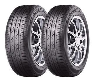 Combo 2 Neumaticos 185/60 R15 Ecopia Ep150 Bridgestone
