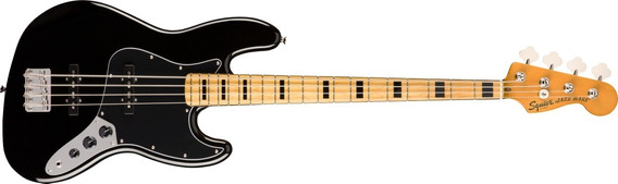 Bajo Electrico Squier By Fender Jazz Bass Clasic Vibe 70´s