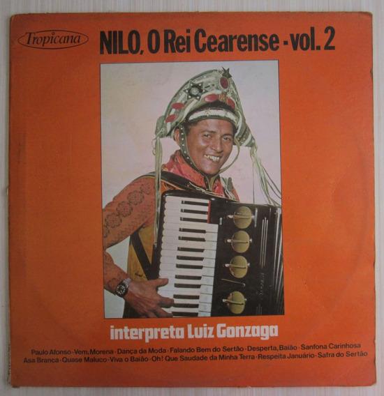 Lp Nilo O Rei Cearense Vol 2 Frete Grátis