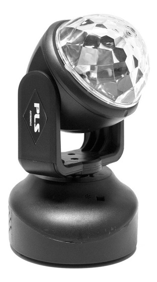 Moving Pls Astromove Led Ball 6 X 1w Rgb Bivolt Garantia+ Nf