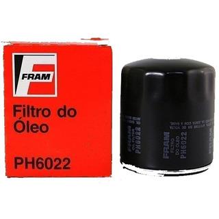 Filtro De Óleo Fram Ph6022 Harley 883 1200 Sportster Dyna
