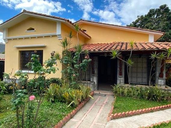 Bm 20-6076 Casa En Alquiler, Altamira
