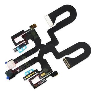 Camara Frontal Flexor iPhone 7 Plus A1661 Sensor Proximidad