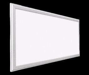 Iluminação Painel De Led Embutir 60x30cm Kit 4 Pçs Promoção