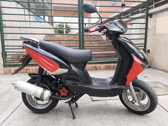 Moto Scooter Jialing 125cc 2010 Barata $999.999 Bogota