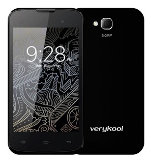 Teléfono Celular Barato Verykool S4010 Android Doble Sim