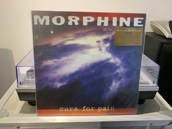 Morphine - Cure For Pain - Vinilo / Lp
