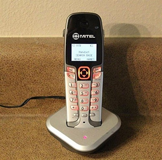 Mitel 5601 Dect Teléfono / Premium Dect Para El Mitel 1000/3