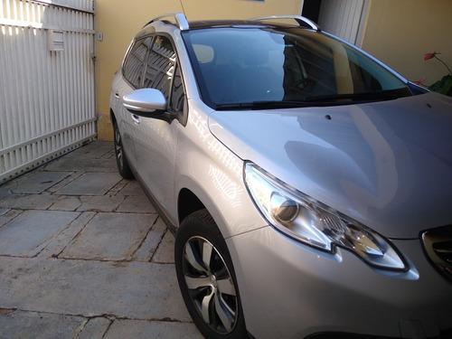 Peugeot 2008 2016 1.6 16v Griffe Flex Aut. 5p