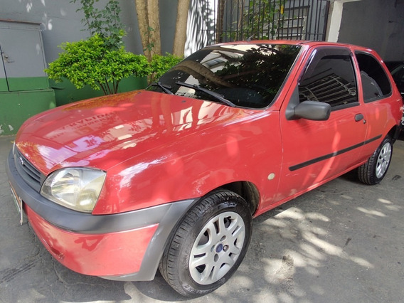 Fiesta 2001 135000 Km Financio Sem Entrada E Aceito Cartão