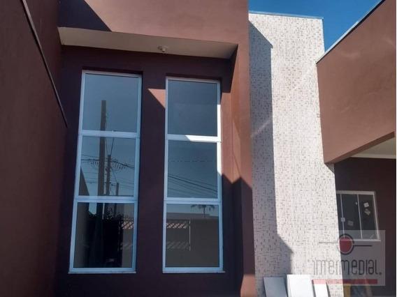 Casa Com 2 Dormitórios À Venda, 83 M² Por R$ 215.000,00 - Residencial Faculdade - Boituva/sp - Ca2148