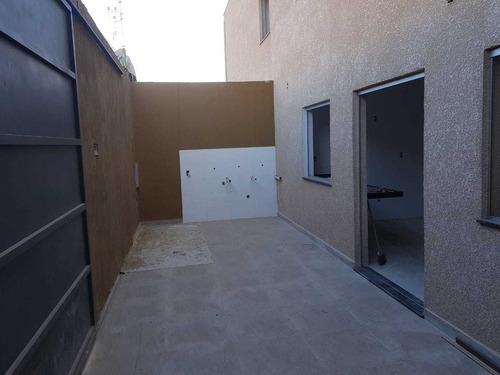 Casa Geminada Com 2 Quartos Para Comprar No Cândida Ferreira Em Contagem/mg - 3905