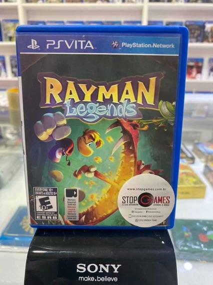 Rayman Legends Ps Vita Midia Fisica