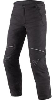 Pantalon Touring Dainese Galvestone D2 Gore-tex Negro
