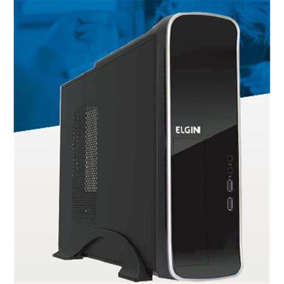 Desktop Elgin Newera E3 Slim Cel. G3900 4gb Hd500gb 4ser.
