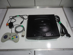Sega Saturn Console Completo Bivolt C05