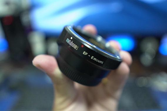 Metabones Mark Iv Adaptador Canon Ef/efs Para Sony E-mount