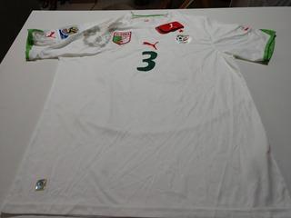 Camisa Seleção Argelia Copa 2010 Home 3..........