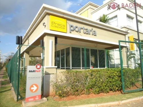 Sala Comercial Em Campinas - Sp, Jardim Santa Genebra - Sa00032