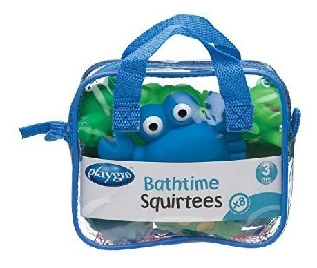 Juguete De Baño Para Bebe Bath Time Squirtes Playgro