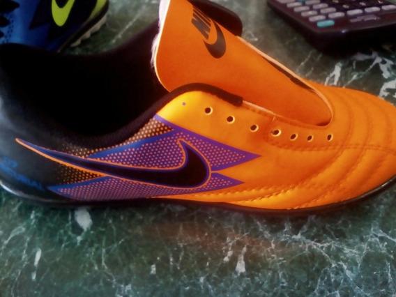 Zapatos Futbol Sala Nike Mercurial Micro Taco