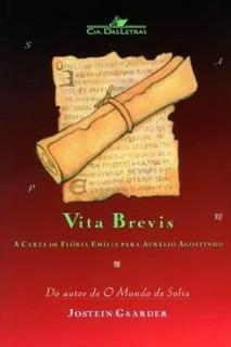 Vita Brevis A Carta De Flória Emília Para Aurélio Agostinho