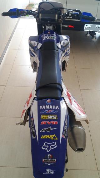 Yamaha Wr 250f 2015