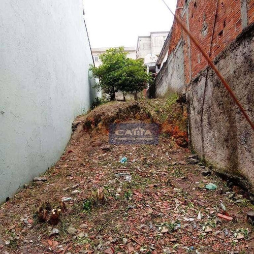 Terreno À Venda, 150 M² Por R$ 250.000,00 - Cidade Líder - São Paulo/sp - Te1745